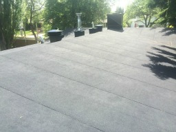 Residential Low Slope Roof – St Albert