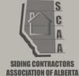 Siding Contractors Association of Alberta logo