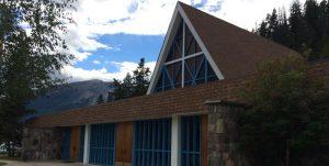 Catholic Church 406 Pyramid Rd, Jasper, AB T0E