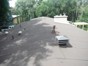 Residential tar and gravel roof replacement in Sherwood Park - Mr Rod F