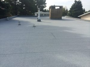 residential tar and gravel roof replacement in Edmonton - Todd C
